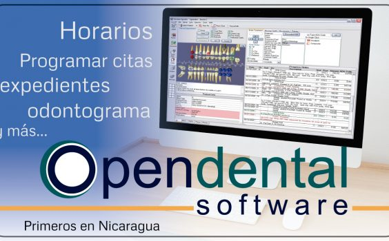 Primeros en usar OpenDental Software